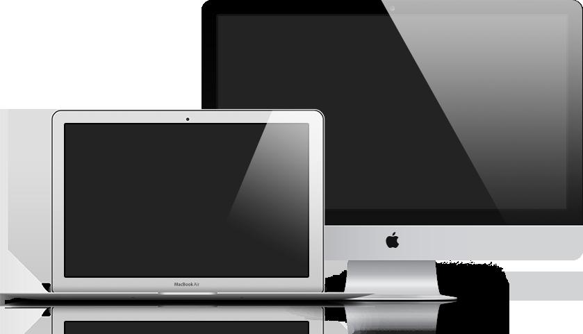 Best crowdfunding page design display laptop desktop mobile