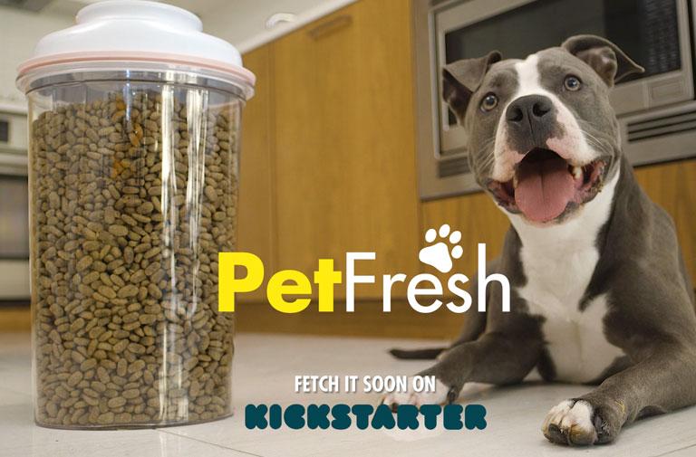 Best Kickstarter Video Production Pet Fresh Cat Dog Food Automatic Vacuum Sealer Technology