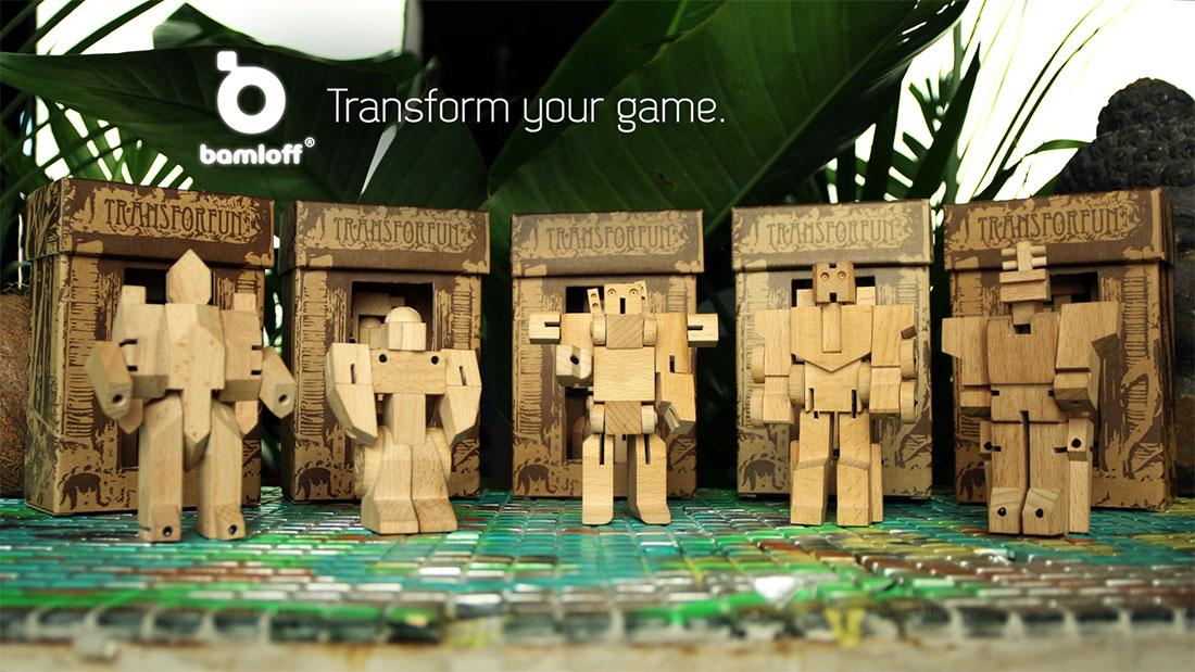 Woobots Kickstarter Video final frame animation