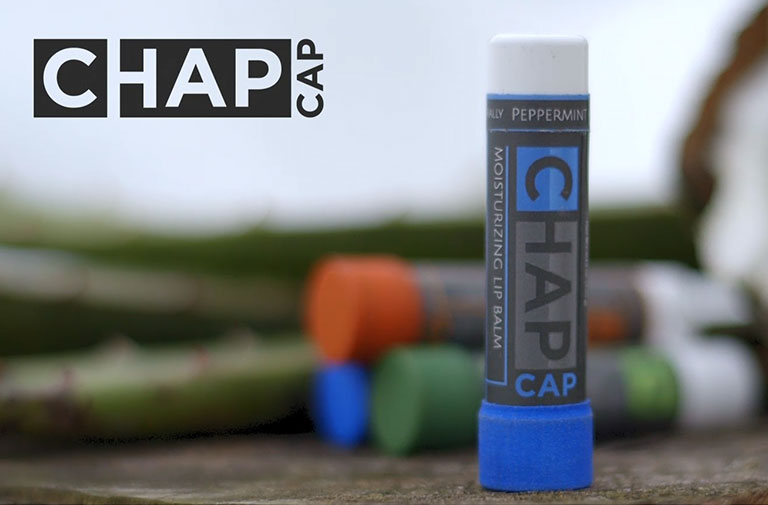 Lip Balm Chap Cap Kickstarter Video Production Campaign